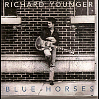 Richard Younger | Blue Horses