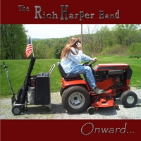 Rich Harper Band | Onward...
