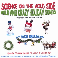 Rick Quarles | Wild And Crazy Holiday Songs