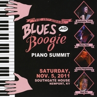 Ricky Nye | 13th Annual Blues & Boogie Piano Summit