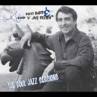 Rico Barr &the Jump N Jive Review | The Soul Jazz Sessions
