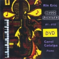 Rin Eric | Rin Eric Cello Sonatas #1-10 Video