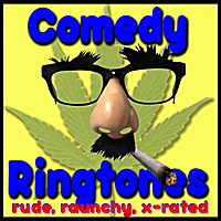 Comedy Ringtones, Funny Sound FX & Silly Messages | Ring Tone Classics, Modern Original Messaging, Rude Raunchy, X Rated