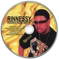 RINNESSY | DOODA FOOL WIT IT (CD Single)
