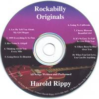 a harold rippy | rockabilly originals