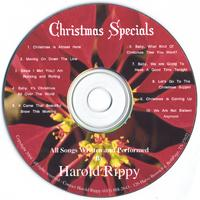 a harold rippy | christmas specials
