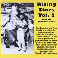 Various Artists | Rising Stars, Vol. 2 (Your MC Ronald C. Lewis)