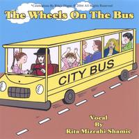 Rita Mizrahi Shamie aka Grandma Rita | THE WHEELS ON THE BUS. A Time Honored Song Delivered With Lots Of Love.