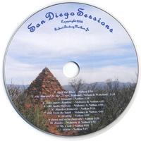 ROBERT LINDSAY NATHAN: San Diego Sessions