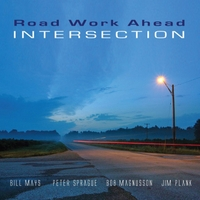 Road Work Ahead | Intersection