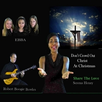 Robert Boogie Bowles | Don't Crowd Out Christ At Christmas