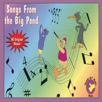 Robert Clark | Songs from the Big Pond