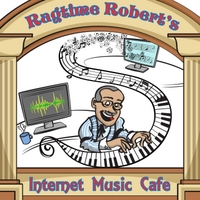 Robert Glenn | Ragtime Robert's Internet Music Cafe