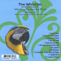 Robert Stemmons | The Whistler's Whistling Workout for Birds, Vol. 6