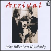 Robin Hill | Robin Hill and Peter Wiltschinsky 'Arrival'.