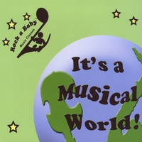 Rock-A-Baby Music Classes | It's A Musical World