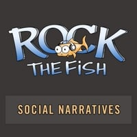 Rock the Fish | Social Narratives for Autism and Down's Syndrome and Other Social Behavioral Disabilities