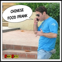 Rocky Batts | Chinese Food Prank