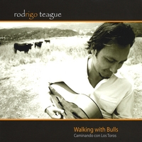 Rodrigo Teague | Walking With Bulls