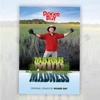 Roger Day | Marsh Mud Madness - Dvd