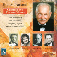 Ron McFarland | Chamber and Theater Works