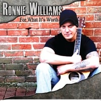 Ronnie Williams | For What Its Worth - EP