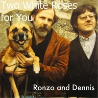 Ronzo & Dennis | Two White Roses for You