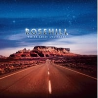 Rosehill : White Lines and Stars