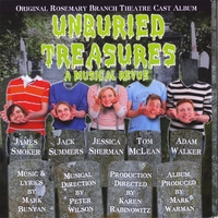 Original Rosemary Branch Theatre Cast | Unburied Treasures (Original London Cast )