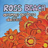 Ross Beach | Orange Gerbera Daisies