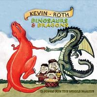 Kevin Roth | Dinosaurs and Dragons