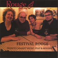 Rouge | Festival Rouge French Cabaret Music: Edith Piaf & Beyond