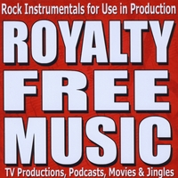 Royalty Free Music | Rock Instrumentals for TV Productions, Podcasts, Movies, and Jingles