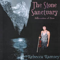 Rebecca Ramsey | The Stone Sanctuary-Silhouettes of Zion
