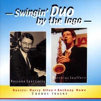 Rossano Sportiello and Matthias Seuffert feat. Harry Allen and Anthony Howe | Swingin´ Duo By The Lago