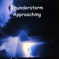 Ruth Ann Goode, Phd | Thunderstorm Approaching