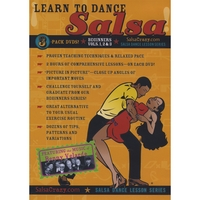 Salsa Crazy | SalsaCrazy Presents: Learn to Salsa Dance, Beginners 3 Pack: The Complete Beginners Salsa Dancing Guide