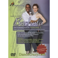 Salsa Crazy | Learn to Dance Bachata Volume 2