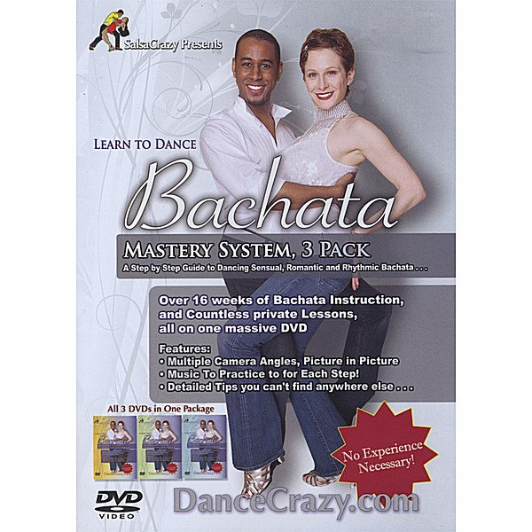 Learn Bachata with Carlos Cinta | Gotbachata.com DVDs