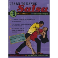 Salsa Crazy | Learn to Salsa Dance, Intermediate Series, Volume 1