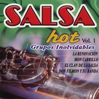 Various Artists | Salsa Hot, Vol. 1 Grupos Inolvidables