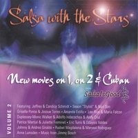 SalsaIsGood | Salsa with the Stars – New moves on 1, on 2 & Cuban from SalsaIsGood, Volume 2 DVD