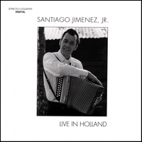 Santiago Jimenez, Jr. | Live In Holland