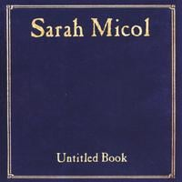 Sarah Micol | Untitled Book