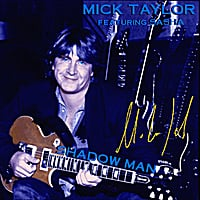 Mick Taylor | Shadow Man (feat. Sasha Gracanin)