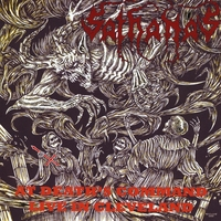 Sathanas | At Death's Command: Live In Cleveland