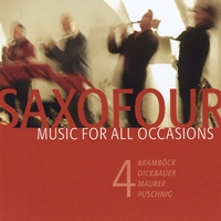 Saxofour | Music for All Occasions