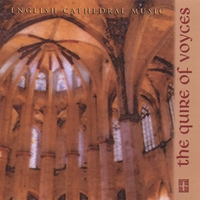 Santa Barbara Quire Of Voyces | English Cathedral Music