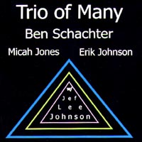 Ben Schachter | Trio of Many