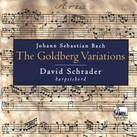 David Schrader | The Goldberg Variations